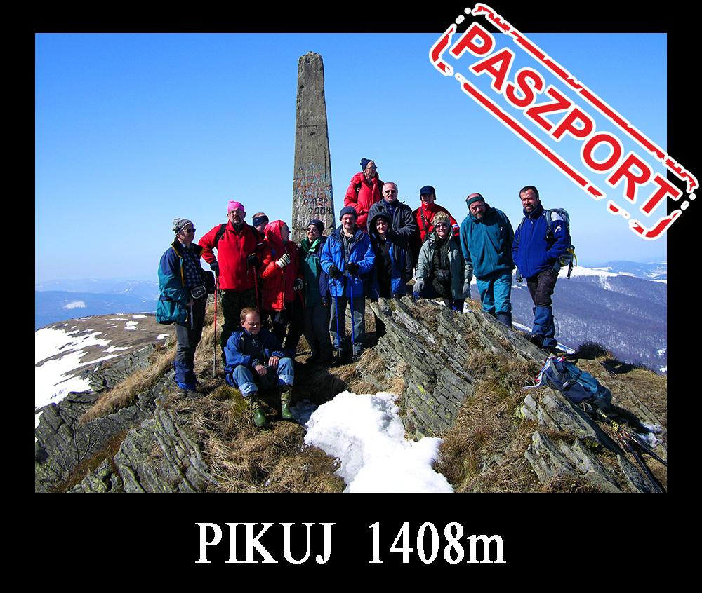 Wycieczka jednodniowa PIKUJ czyli na najwyższy szczyt Bieszczad znajdujący się na Ukrainie....jpg