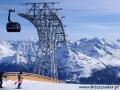 Narty w Austrii SOLDEN dolina Otztal - nowoczesne kolejki