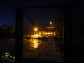 Przeprawa przez most na linach w Wysoczanach i koniec wędrówki na dziś. Za tydzień ruszamy na kolejną!