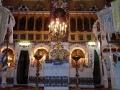 wycieczki Bieszczady ukraińskie - wnętrze cerkwi w Użoku