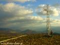 Tarnica 1346m - najwyższy szczyt Bieszczad po stronie Polskiej.