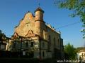 Synagoga w Lesku - najlepiej zachowana w Bieszczadach.
