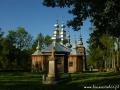 Cerkiew w TURZAŃSKU z 1803 roku wpisana na listę UNESCO (okolice Komańczy).