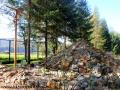 Myczkowce - ogród biblijny.