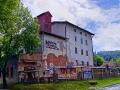 Młyn - muzeum młynarstwa i wsi w Ustrzykach Dolnych.
