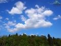 Troszkę aktywności fizycznej, wspaniałe panoramy, dziewicza przyroda, błękitne niebo i szybujący myszołów!