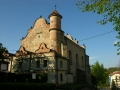 BIESZCZADY - synagoga w Lesku