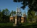 BIESZCZADY - cerkiew w Turzańsku z 1802r.