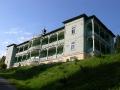 BIESZCZADY - klasztor sióstr nazaretanek w Komańczy