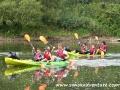 KAJAKI w Bieszczadach na rzece San 2