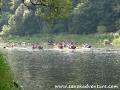 KAJAKI w Bieszczadach na rzece San 3