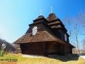 Cerkiew św. Michała Archanioła w Użoku została wzniesiona w 1745r.
