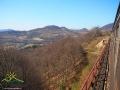 Czy jeszcze kogoś trzeba zachęcać do przejazdu koleją Sianki-Wołosianka po oglądnięciu tych zdjęć?...