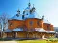 Cerkiew św. Michała w Jasienicy Zamkowej z XVIII w.