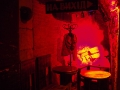Jedno z pomieszczeń kawiarni w podziemiach KOPALNI KAWY.