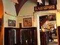 Wnętrze restauracji KOPALNIA KAWY Lwów.