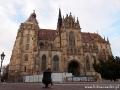 Katedra św. Elżbiety w Koszycach to największy kościół na Słowacji z cennym ołtarzem, freskami, schodami...