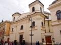 Kościół Franciszkanów - jedna z licznych świątyń w centrum Koszyc.