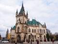 PAŁAC PETRA JAKABA - dom koszyckiego budowniczego, który przez chwilę pełnił rolę pałacu prezydenckiego.