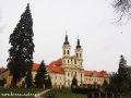 JASOV - kompleks klasztorny zakonu norbertanów zaprojektowany przez Franza Antona Pilgrama, 1750-1766.