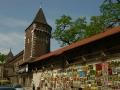 KRAKÓW wycieczki - Twórczość na murach wokół starego miasta