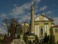 Wycieczka KRESY WSCHODNIE - katedra łacińska w Kamieńcu Podolskim