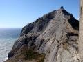 Wycieczka na KRYM - twierdza w Sudaku i Morze Czarne