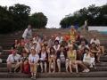 Wycieczka na KRYM - schody Potiomkinowskie w Odessie