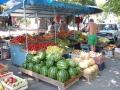 Wycieczka na KRYM - owoce na targu