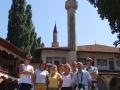 Wycieczka na KRYM - pałac chanów krymskich w Bakczysaraju
