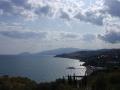 Wycieczka na KRYM - wybrzeże Krymu podczas wycieczki do Sudaku