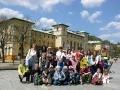 wycieczki Krynica - stary dom zdrojowy