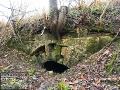 Niektóre wiadukty wykonane przez włoskich specjalistów końcem XIX wieku można dostrzec tylko późną jesienią.