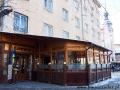Restauracja KUMPEL z zewnątrz - Lwów.