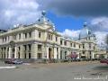 Dworzec kolejowy we Lwowie wzorowany na dworu wiedeńskim!