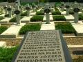 Płyta na grobie skąd zabrano ciało nieznanego żołnierza do Warszawy.