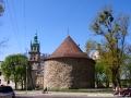 Baszta prochowa we Lwowie.