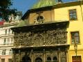 Kaplica Boimów w pobliżu katedry łacińskiej we Lwowie.