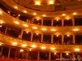 Widownia Teatru Opery i Baletu we Lwowie.