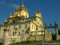Katedra greckokatolicka św. Jura (Jerzego) we Lwowie.