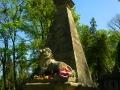 Cmentarz Łyczakowski - Pomnik Ordona.