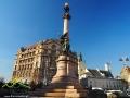 Pomnik ADAMA MICKIEWICZA wzniesiony w latach 1902–1904 według projektu Antoniego Popiela.