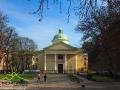BIBLIOTEKA OSSOLINEUM, która od 1827 była jednym z najważniejszych ośrodków kultury polskiej.