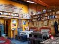 Część sali bibliotecznej poświęconej niepowtarzalnem językowi Lwowa używanego przez Batiarów!
