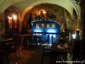 NIEBIESKA FLASZKA restauracje Lwowa