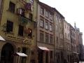 Ulica przy której położona jest LWOWSKA WYTWÓRNIA CZEKOLADY oraz restauracja U MAZOCHA.