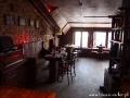 Drugie pomieszczenie restauracyjne we LWOWSKIEJ FABRYCE CZEKOLADY.