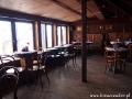 Restauracja z widokiem na stare miasto we LWOWSKIEJ FABRYCE CZEKOLADY.