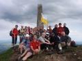 Wycieczka GÓRY UKRAINY - Pikuj 1406 m - na najwyższym wierzchołku Bieszczad