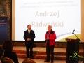 Przewodni ANDRZEJ RADWAŃSKI otrzymał statuetkę za osiągnięcia w promocji i rozwoju turystyki. To również inż. geofizyki, działacz ochrony przyrody i turystyki.